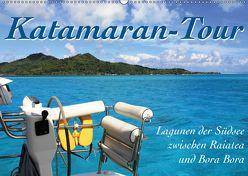 Katamaran-Tour (Wandkalender 2019 DIN A2 quer) von Thiem-Eberitsch,  Jana