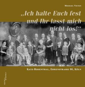 Katz-Rosenthal, Ehrenstraße 86, Köln von Vieten,  Michael