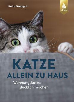 Katze allein zu Haus von Grotegut,  Heike