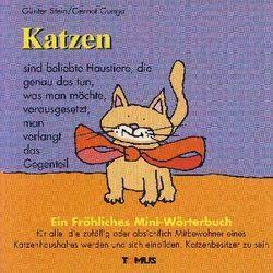 Katzen von Gunga,  Gernot, Stein,  Günter