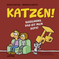 Katzen! von Barth,  Markus, Ruthe,  Ralph