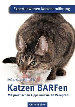 Katzen BARFen von Quillfeldt,  Petra von