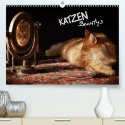KATZEN Beautys (Premium, hochwertiger DIN A2 Wandkalender 2020, Kunstdruck in Hochglanz) von Gross,  Viktor