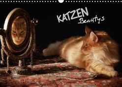 KATZEN Beautys (Wandkalender 2018 DIN A3 quer) von Gross,  Viktor