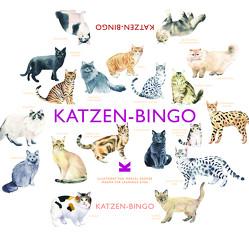 Katzen-Bingo von Kugler,  Frederik, Marcel,  George