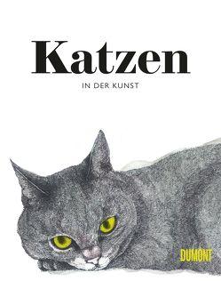 Katzen in der Kunst von Hyland,  Angus, Lamerz-Beckschäfer,  Birgit, Roberts,  Caroline