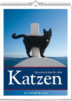 Katzen – Literarisch durchs Jahr 2020 (WWK) von -