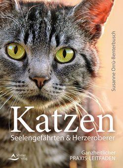 Katzen – Seelengefährten & Herzeroberer von Orrù-Benterbusch,  Susanne