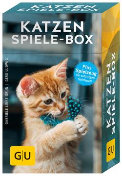 Katzen-Spiele-Box von Linke-Grün,  Gabriele, Ludwig,  Gerd