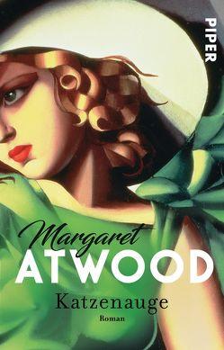 Katzenauge von Atwood,  Margaret, Frank,  Charlotte