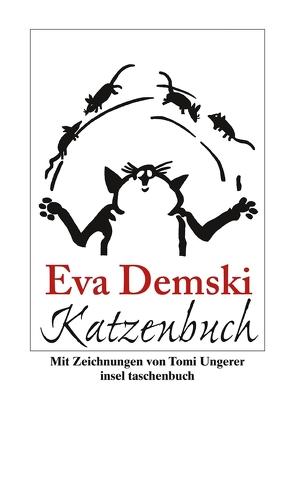 Katzenbuch von Demski,  Eva, Ungerer,  Tomi