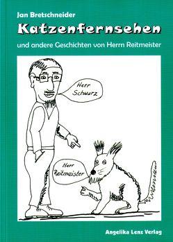 Katzenfernsehen von Bretschneider,  Jan