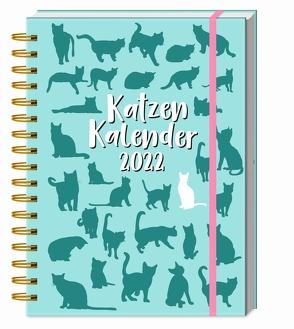 Katzenkalender 2022