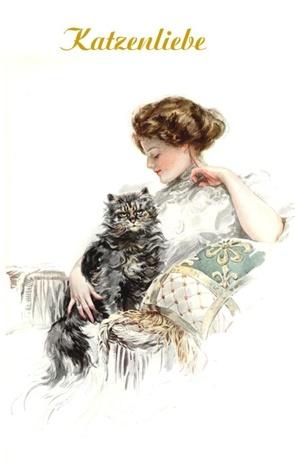 Katzenliebe (Notizbuch) von Rettburg,  Alexander