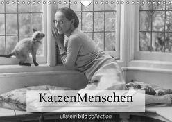 Katzenmenschen (Wandkalender 2019 DIN A4 quer) von bild Axel Springer Syndication GmbH,  ullstein
