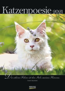 Katzenpoesie 2021 von Korsch Verlag