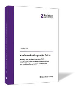 Kaufentscheidungen für Dritte von Voss,  Susanne