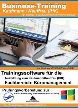 Kaufmann/-frau Büromanagement Lerntrainer für Windows von Mueller,  Thomas