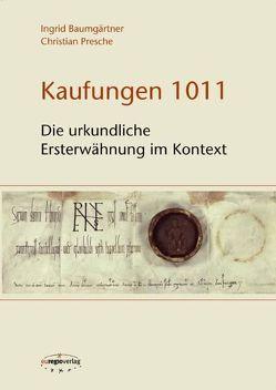 Kaufungen 1011 von Baumgärtner,  Ingrid, Presche,  Christian