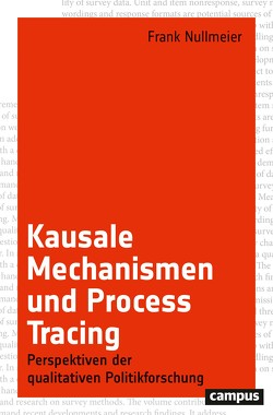 Kausale Mechanismen und Process Tracing