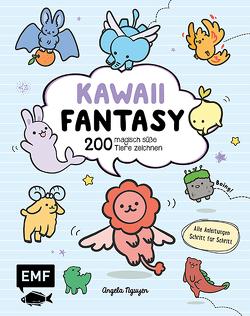Kawaii – Fantasy von Nguyen,  Angela