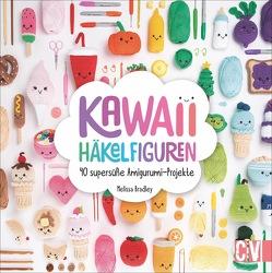 Kawaii Häkelfiguren von Bradley,  Melissa, Korch,  Katrin