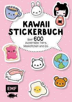 Kawaii Stickerbuch