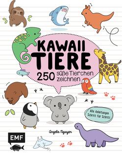 Kawaii Tiere von Nguyen,  Angela