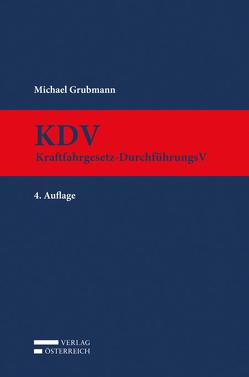 KDV von Grubmann,  Michael