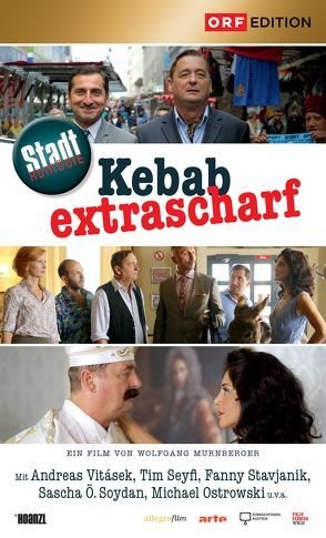 Kebab extrascharf von Murnberger,  Wolfgang