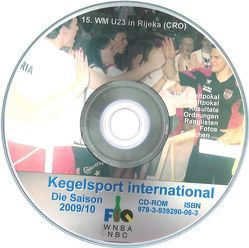 Kegelsport International. Die Saison 2009 / 2010 von Barth,  Klaus