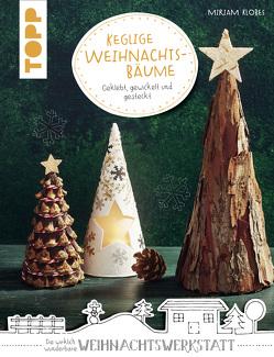 Keglige Weihnachtsbäume (kreativ.kompakt.) von Klobes,  Miriam