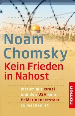 Kein Frieden in Nahost von Chomsky,  Noam, Haupt,  Michael
