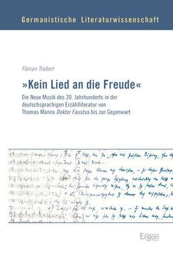 """""""Kein Lied an die Freude"""" von Trabert,  Florian"""
