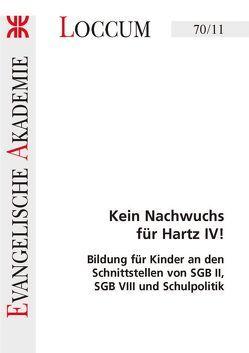 Kein Nachwuchs für Hartz IV! von Grimm,  Andrea, Lange,  Joachim