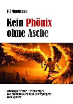 Kein Phönix ohne Asche von Manhenke,  Ulf
