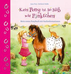 Kein Pony ist so süß wie Pünktchen von Dahle,  Stefanie, Frey,  Jana