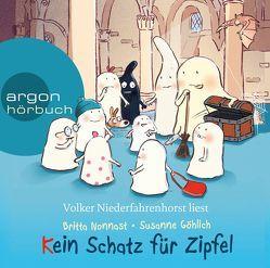 Kein Schatz für Zipfel von Göhlich,  Susanne, Niederfahrenhorst,  Volker, Nonnast,  Britta