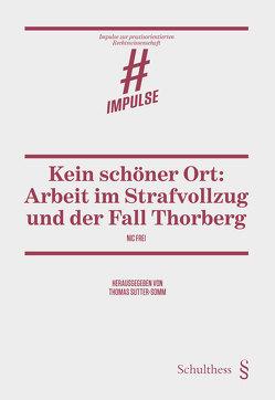 Kein schöner Ort: Arbeit im Strafvollzug und der Fall Thorberg von Frei,  Nic, Sutter-Somm,  Thomas