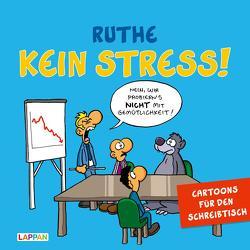 Kein Stress! Aufstellbuch von Ruthe,  Ralph