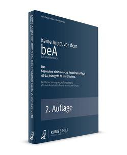 Keine Angst vor dem beA – Das Praktikerbuch von Warken,  Hans-Georg, Warken,  Tobias