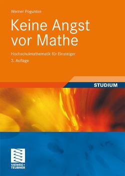 Keine Angst vor Mathe von Poguntke,  Werner