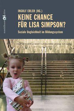Keine Chance für Lisa Simpson? von Erler,  Ingolf