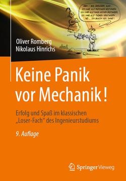 Keine Panik vor Mechanik! von Hinrichs,  Nikolaus, Romberg,  Oliver