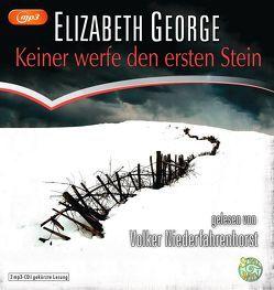 Keiner werfe den ersten Stein von George,  Elizabeth, Niederfahrenhorst,  Volker