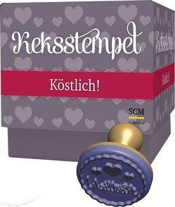 """Keksstempel-Set """"Köstlich!"""""""