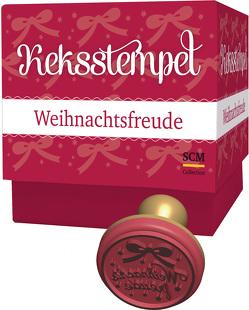"Keksstempel-Set ""Weihnachtsfreude"""