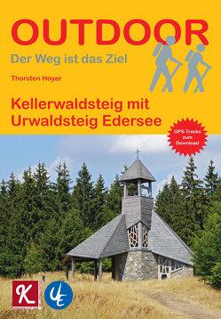 Kellerwaldsteig mit Urwaldsteig Edersee von Hoyer,  Thorsten