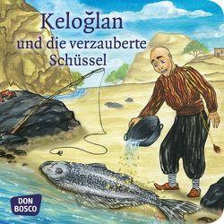 Keloglan und die verzauberte Schüssel. Mini-Bilderbuch. von Luzán,  Karina