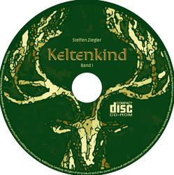 Keltenkind – Band II von Ziegler,  Steffen